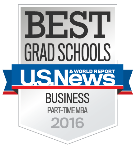 US News & World Report - Best Part-time MBA Program - Flex MBA #35