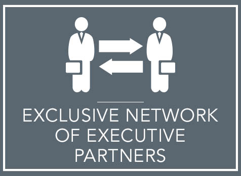 Exclusive Network of Executive Partners