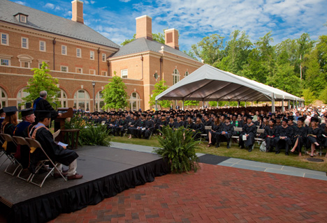 MBA, MACC, and Undergraduate Commencement