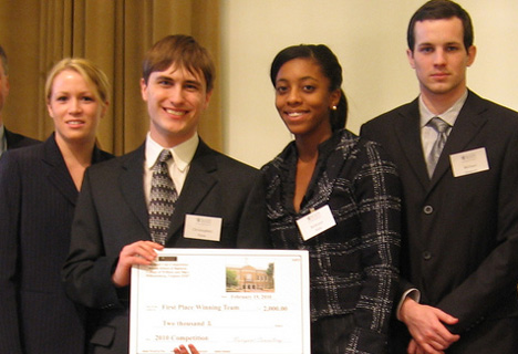 Navigant Case Competition Winners