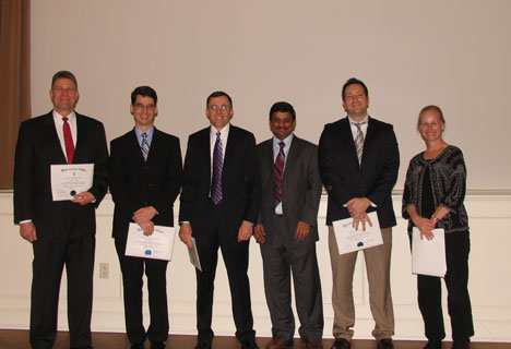 Flex MBA inductees