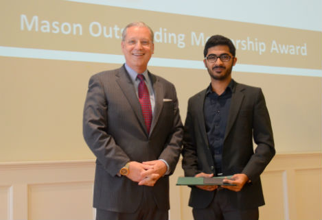 Mason Outstanding Mentorship Award