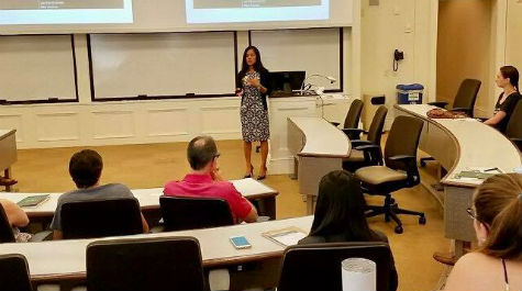 Midori Juarez, Associate Director of our MAcc program, discusses flexible options for admissions into our Master of Accounting program for both accounting and non-accounting majors.
